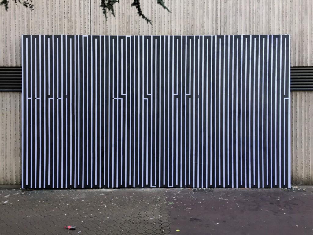 tania mouraud le mur nancy oeuvre