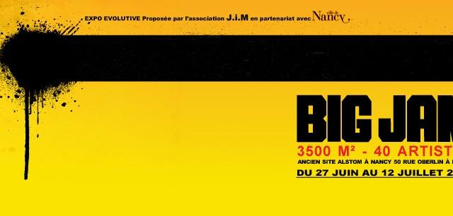 Partenaire du MUR Nancy : la Big Jam à Alstom